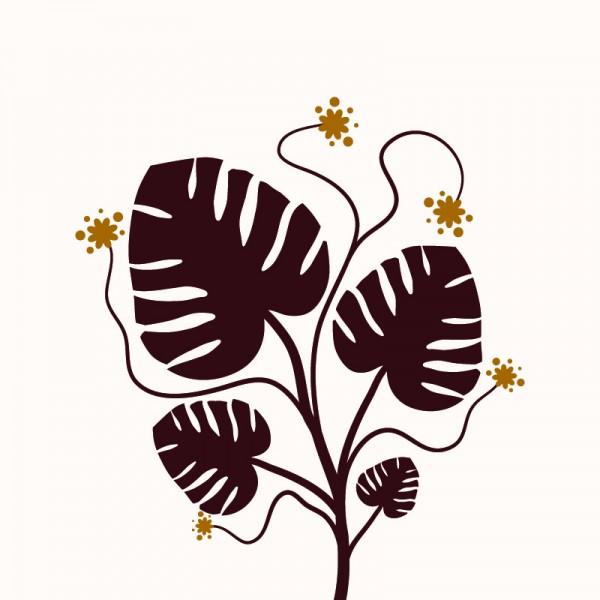 Amazonská rostlina