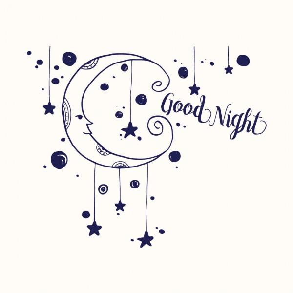 Měsíček na dobrou noc
