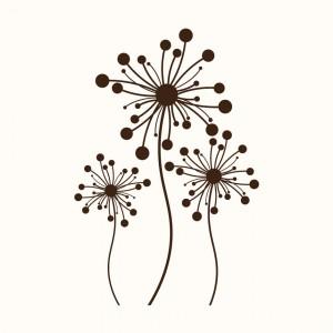 Květiny a stromy