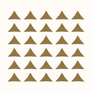 Jednobarevný trojúhelník