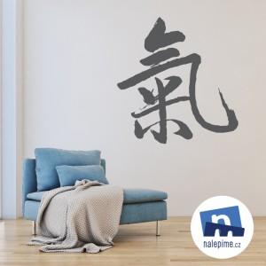 Japonské kanji Energie