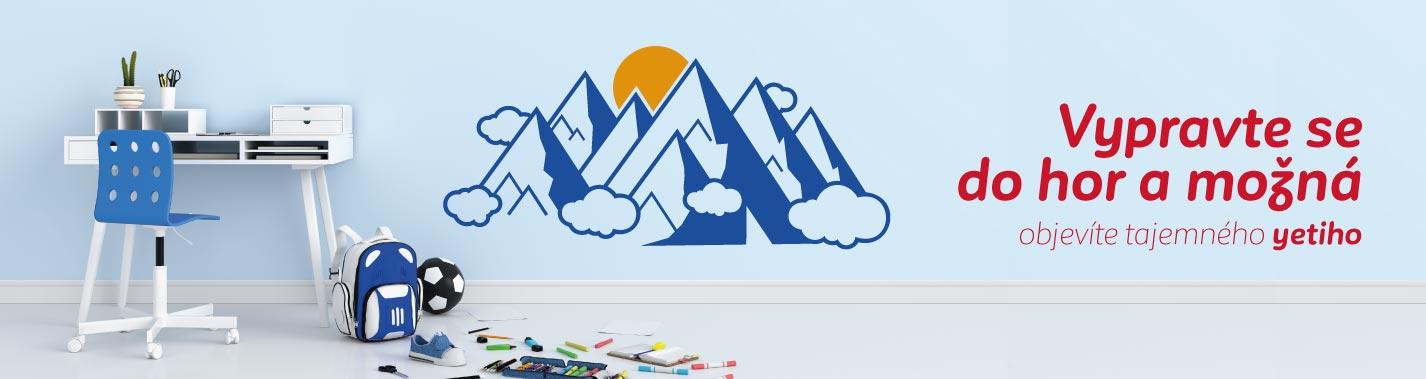 Yeti a hory