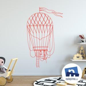 Balónem kolem světa 2