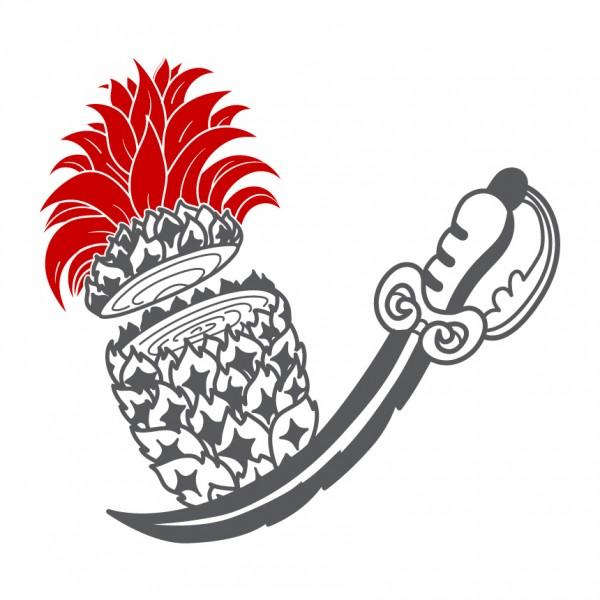 Šavle a ananas