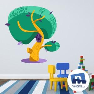 Kouzelný strom s budkou