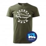 Rybářská trička